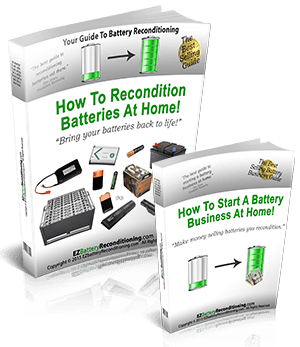 EZ Battery Reconditioning Guide