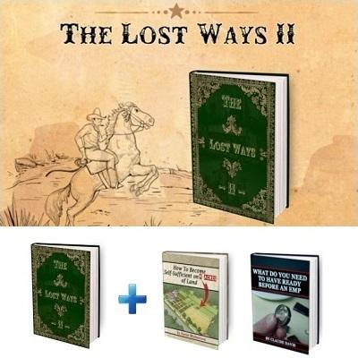 the lost ways 2 bonus