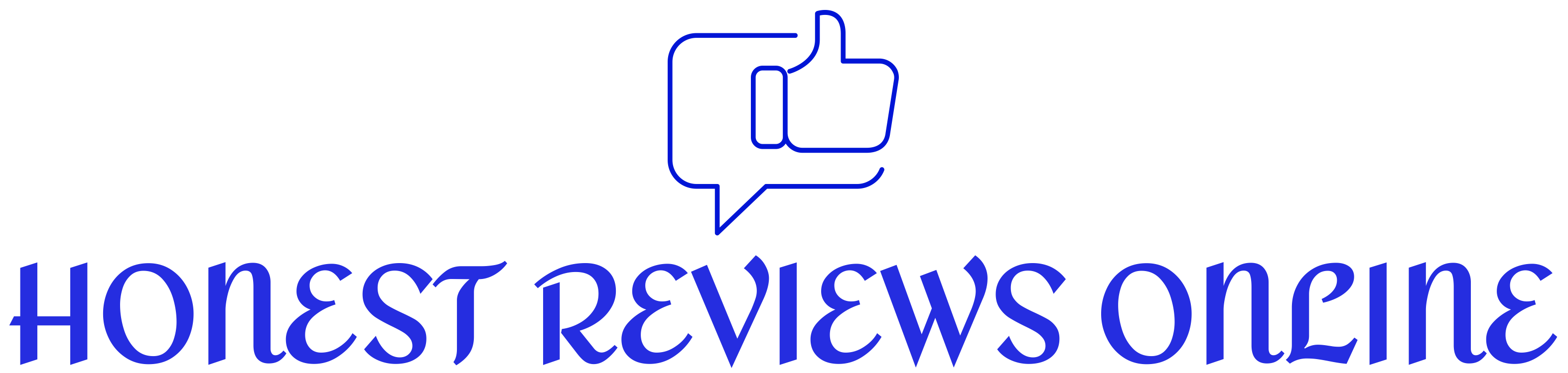 Honest Reviews Online – Sharing My Honest Reviews