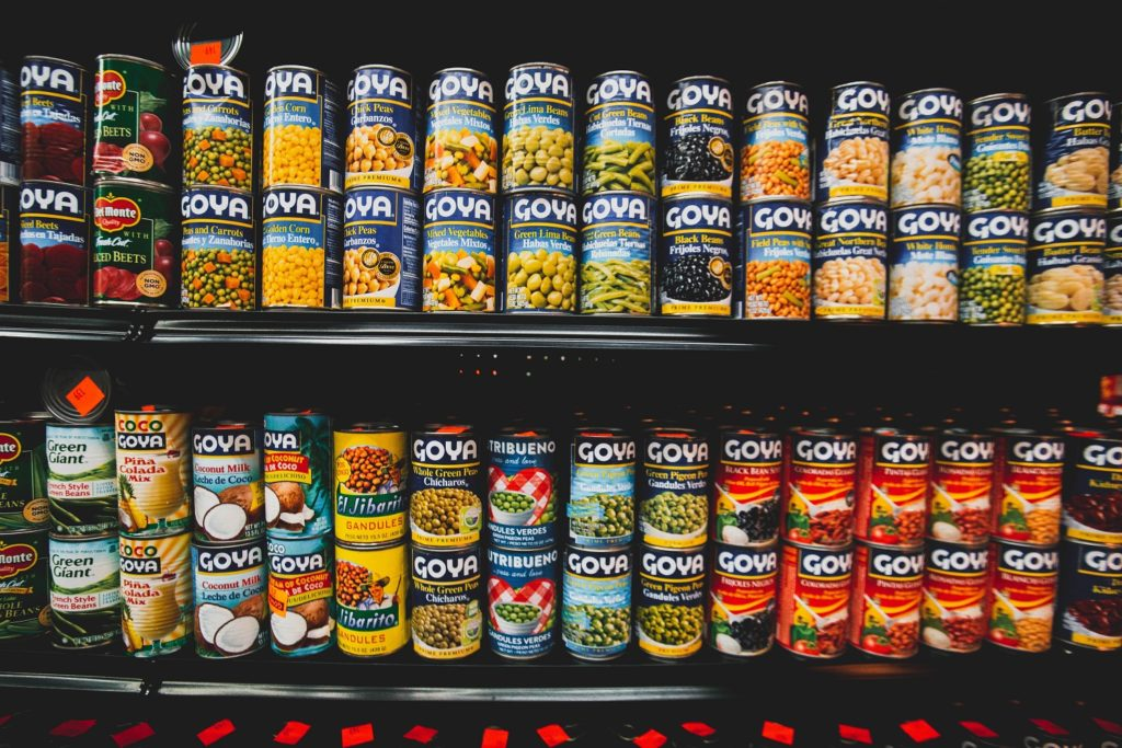 best survival canned food